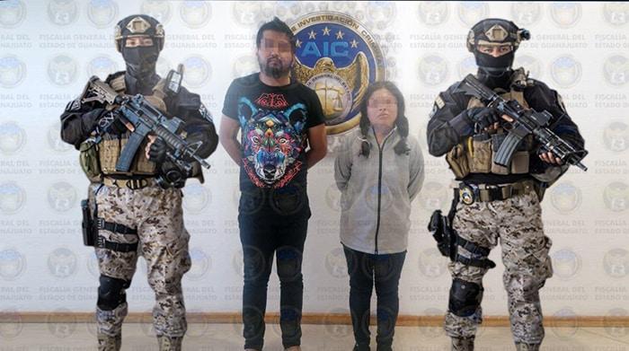 Salamanca bomba detenidos 2