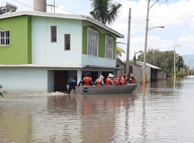 inundaciones Pénjamo Abasolo