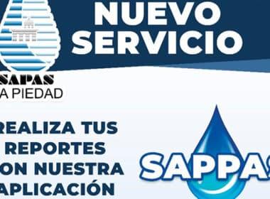 sAPPas APP SAPAS La Piedad