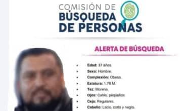 desaparecida, persona Zináparo 1