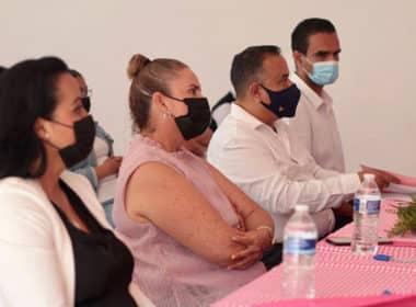 comité municipal de salud Ecuandureo