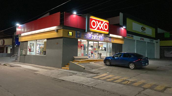 asalto OXXO La Piedad