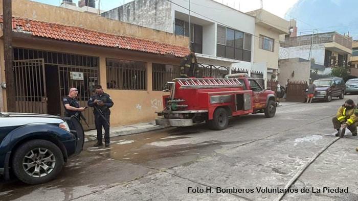 incendio El Carmen